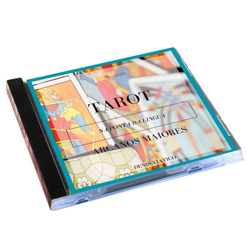 CD Tarot Na Ponta Da Língua - Arcanos Maiores - Download