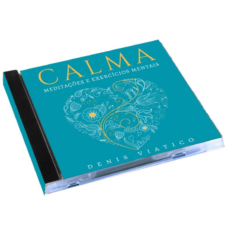 CD CALMA - Meditações e Exercícios Mentais