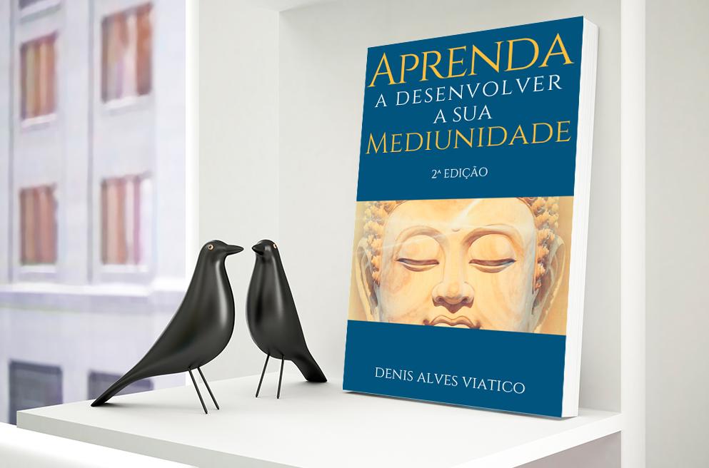 livro Aprenda a Desenvolver Mediunidade