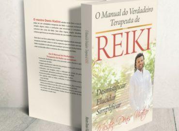 Livro O Manual do Verdadeiro Terapeuta de Reiki