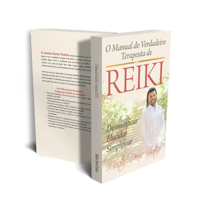 O Manual do Verdadeiro Terapeuta de Reiki